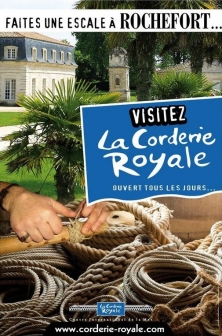 Affiche promo Corderie-Royale