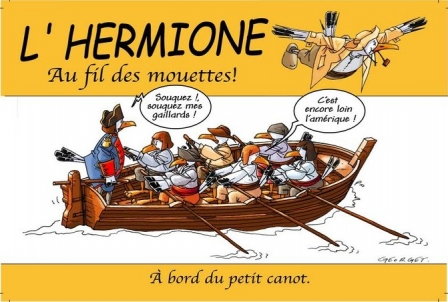 Equipage Hermione